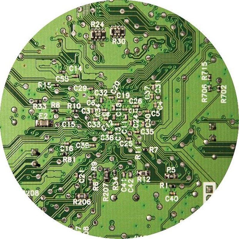 Cover art - Ribé: Tested Signal Pt.1