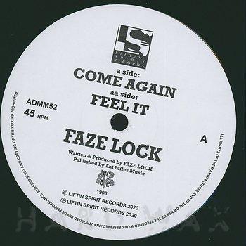 Cover art - Faze Lock: Come Again