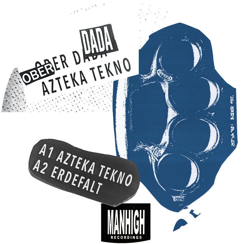 Cover art - Ober Dada: Azteka Tekno