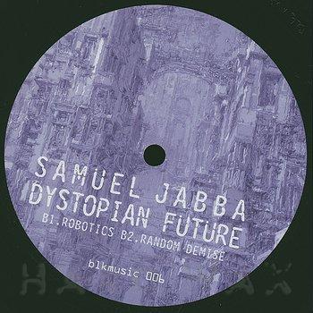 Cover art - Samuel Jabba: Dystopian Future