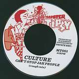 Cover art - Culture: Can't Stop Jah People