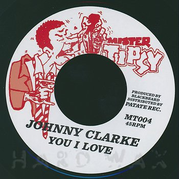 Cover art - Johnny Clarke: You I Love