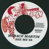 Cover art - Horace Martin: See Me Ya