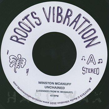 Cover art - Winston McAnuff: Unchained