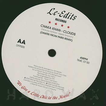 Cover art - Chaka Khan: I'm Every Woman / Clouds (Dimitri From Paris Remixes)