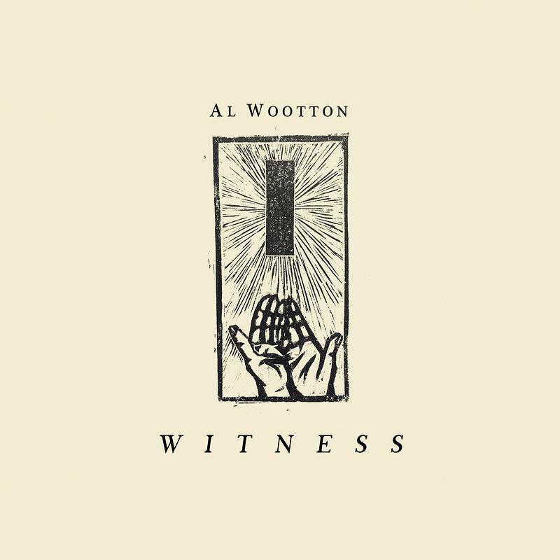 Cover art - Al Wootton: Witness