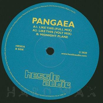Cover art - Pangaea: Like This