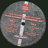 Cover art - Jack Michael / Alec Falconer: Dartford Crossing EP