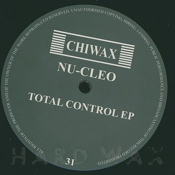 Cover art - Nu-Cleo: Total Control