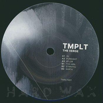 Cover art - TMPLT: The Verge