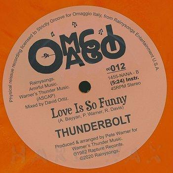 Cover art - Thunderbolt: Love Is So Funny