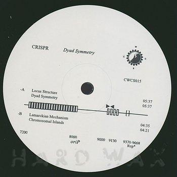 Cover art - CRISPR: Dyad Symmetry