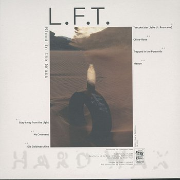 Cover art - L.F.T.: Blood In The Grass