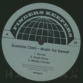 Cover art - Suzanne Ciani: Music For Denali