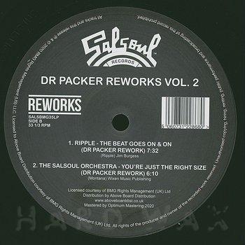 Cover art - Various Artists: Dr. Packer Reworks Vol. 2