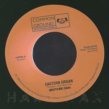 Cover art - Brother Dan: Eastern Organ