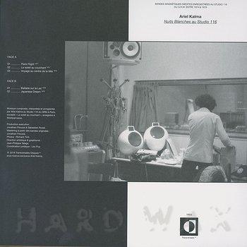 Cover art - Ariel Kalma: Nuits Blanches Au Studio 116