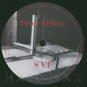 Cover art - Peter Elflein / Schneider & Radecki: S V1 / Chic