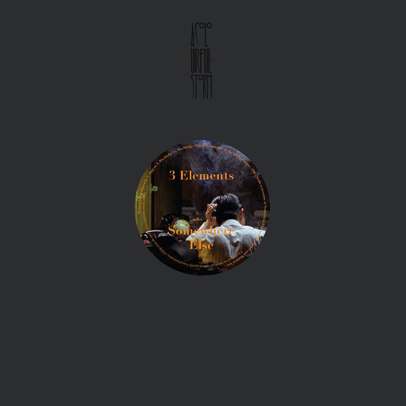 Cover art - 3 Elements / Tevatron: Somewhere Else / Nu-Tronik
