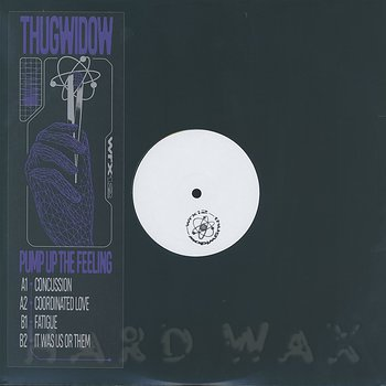 Cover art - Thugwidow: Pump Up The Feeling