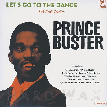 Cover art - Prince Buster: Let's Go To The Dance