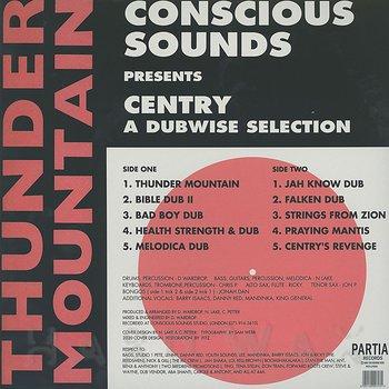 Cover art - Centry: In Dub: Thunder Mountain