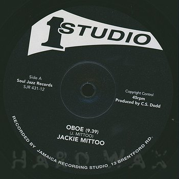 Cover art - Jackie Mittoo: Oboe / Wall Street
