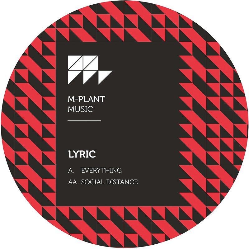 Cover art - Lyric: Everything / Social Distance