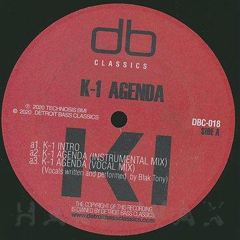 Cover art - K-1: Agenda