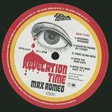 Cover art - Max Romeo: Revelation Time