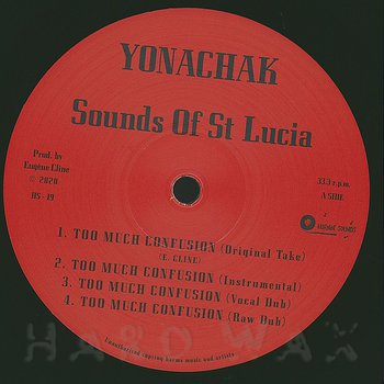 Cover art - Yonachak: Sounds Of St Lucia
