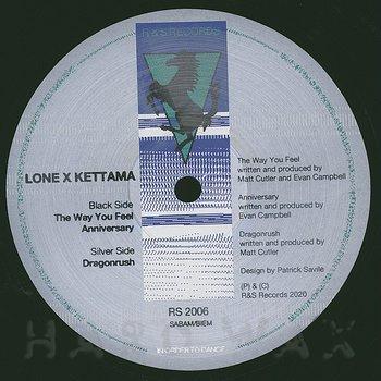 Cover art - Lone X Kettama: The Way You Feel