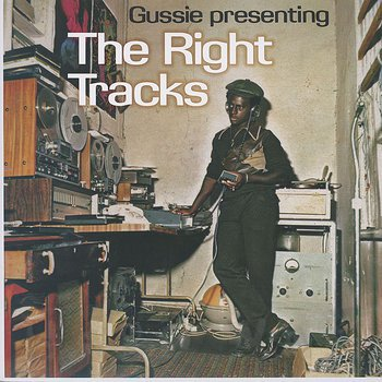 Cover art - Gussie Clarke: The Right Tracks