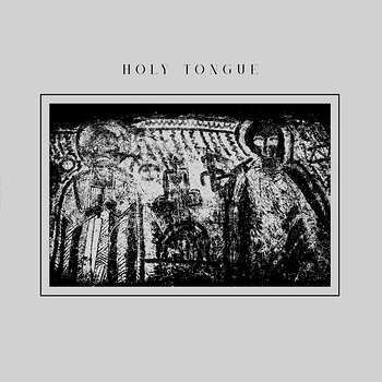 Cover art - Holy Tongue: Holy Tongue EP