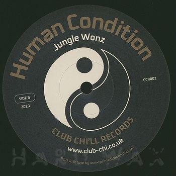 Cover art - Marshall Jefferson / Jungle Wonz: Vibe Three