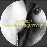 Cover art - Stef Mendesidis: Memorex