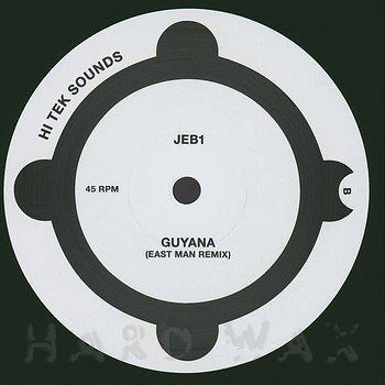 Cover art - JEB1: Guyana