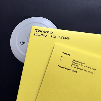 Cover art - Tammo: Easy To See