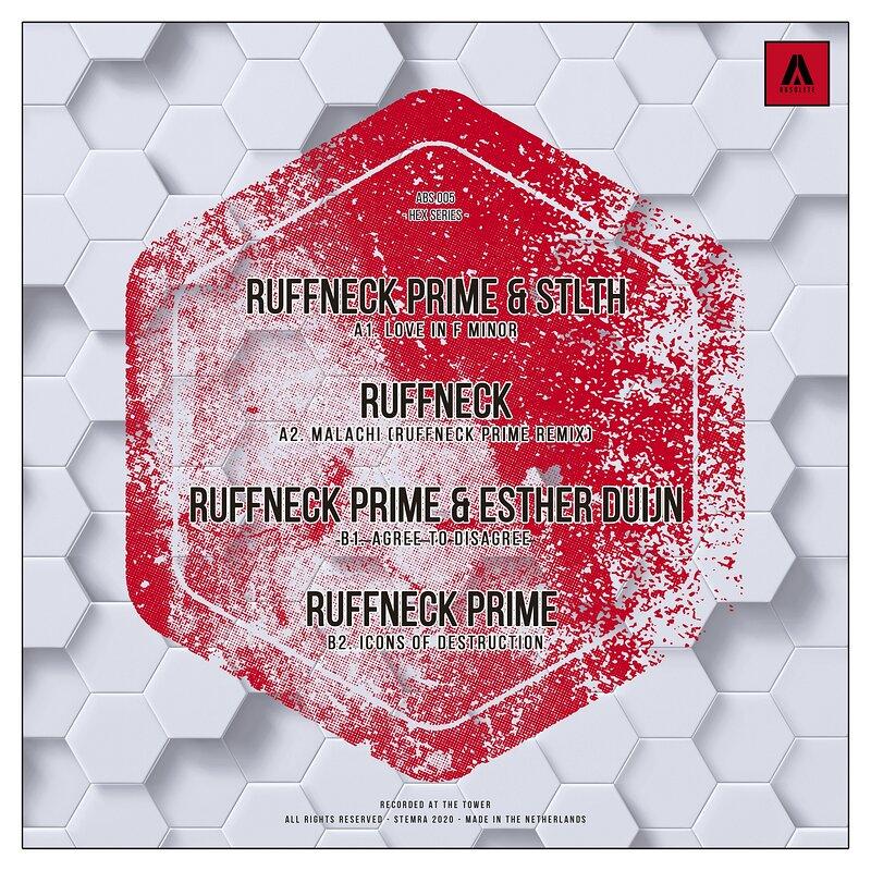 Cover art - Ruffneck Prime: Destructive Collaborations
