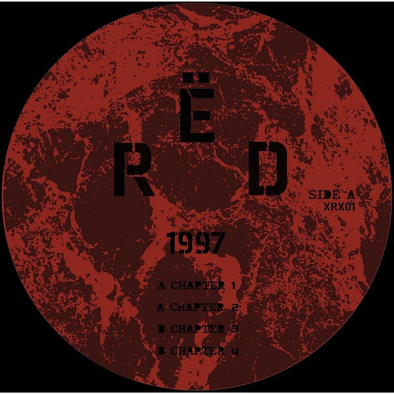 Cover art - RËD: 1997