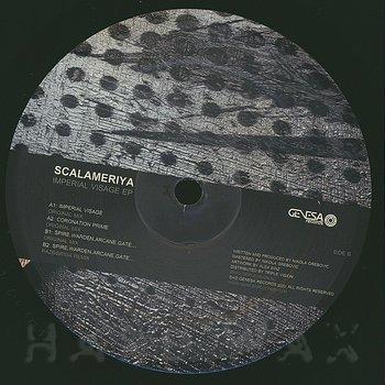 Cover art - Scalameriya: Imperial Visage