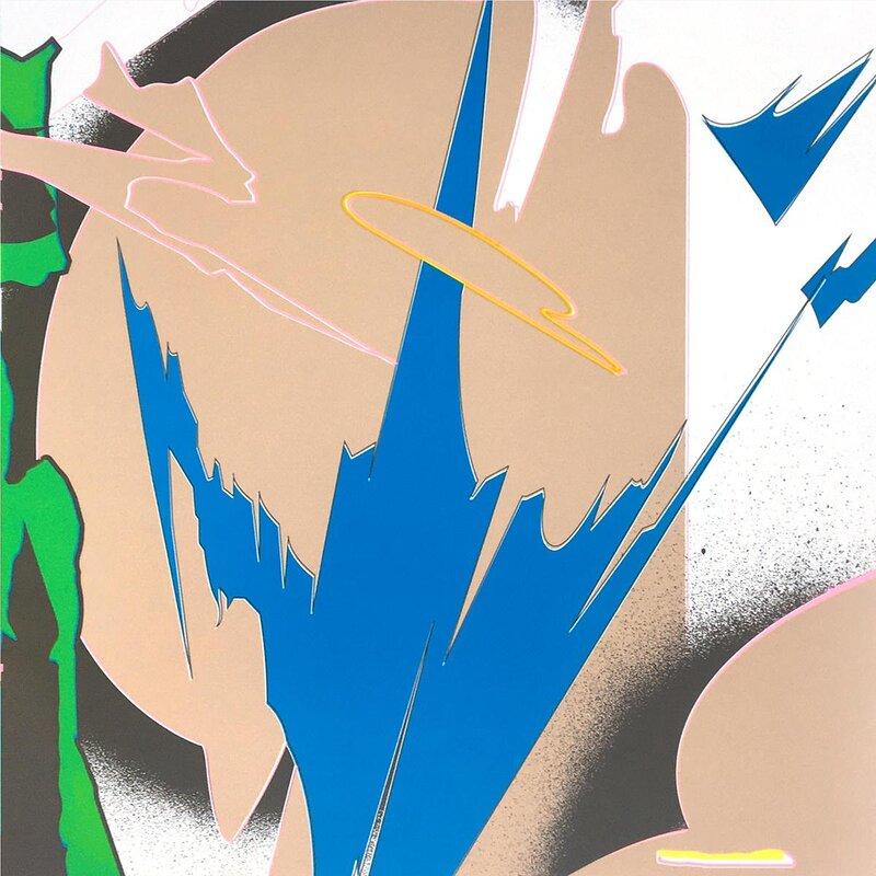 Cover art - Gen-Y: The Third Mind