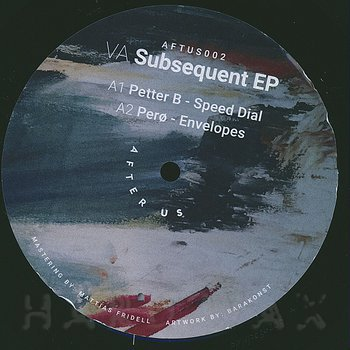 Cover art - Various Artists: Subsequent