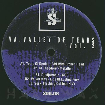 Cover art - Various Artists: Valley of Tears Vol. 2