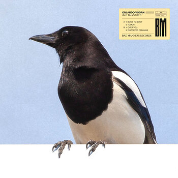 Cover art - Orlando Voorn: Bad Manners 5