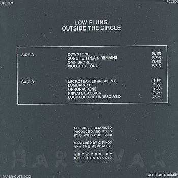 Cover art - Low Flung: Outside The Circle