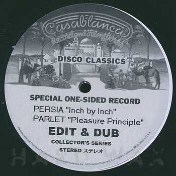 Cover art - Edit & Dub: Disco Pleasure