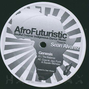 Cover art - Sean Alvarez: Genesis