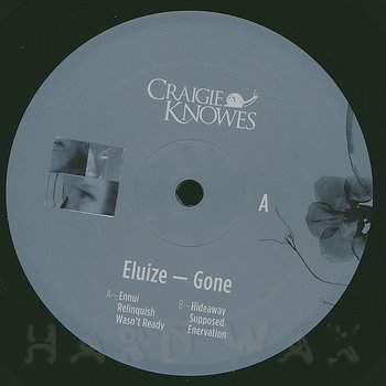Cover art - Eluize: Gone