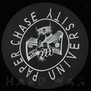 Cover art - Big Strick: Paper Chase University